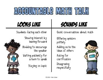 Accountable talk is discourse by teachers and students about academically relevant content.