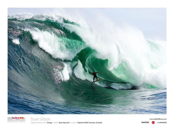 Ryan Hipwood surfing at Shipstern Bluff, Tasmania, Australia