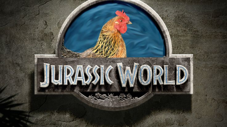 Jurassic Csirke