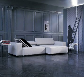 Andy Sofa by B_B-Italia- From Contemporary Home