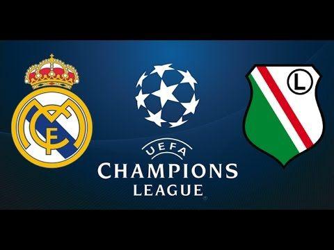 UEFA Champions League: Real Madrid - Legia Warszawa