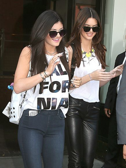 78+ Images About Kendall & Kylie Jenner On Pinterest