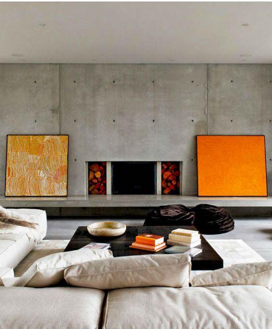 Использование декоративного бетона в интерьере – одно из самых трендовых явлений последнего времени. Еще относительно недавно бетонные стены ассоциировались лишь с незаконченным ремонтом. Сегодня дизайнеры и архитекторы всё чаще используют бетон для придания монументальности помещению.