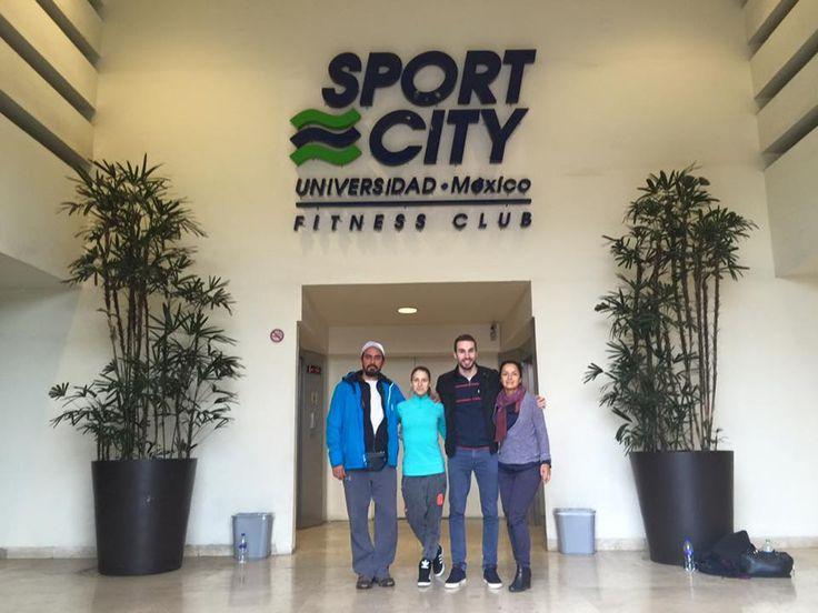 Gracias a Sport City University por ser la sede de nuestra certificación.
