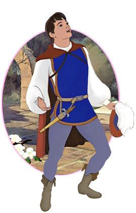 Disney Snow White and Prince Charming | ... disney hunks database a tribute to disney s animated male characters