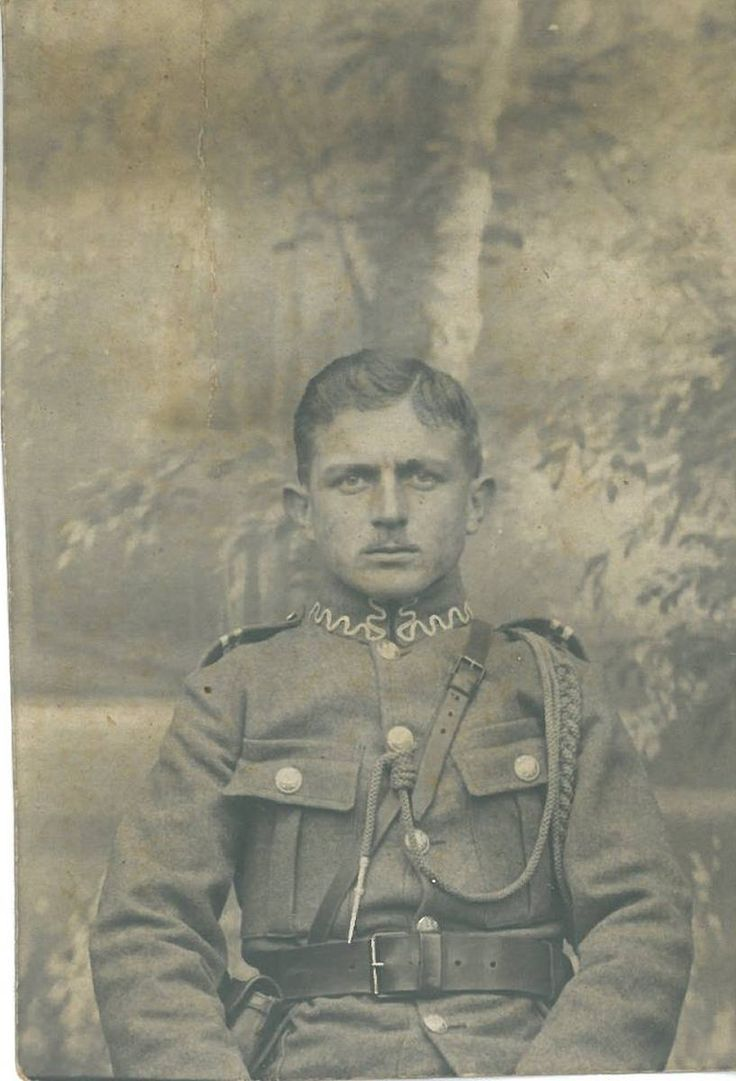 Żandarm Brody 27,10.1919.