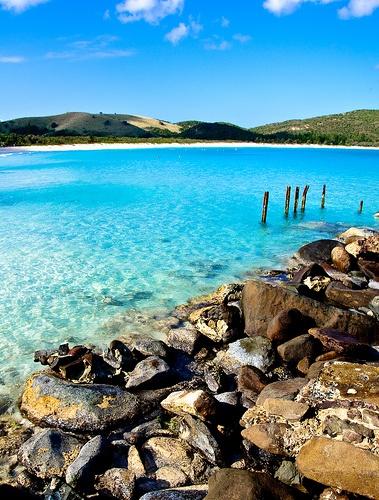Had the time of my life here once. Flamenco Beach, Culebra, Puerto Rico