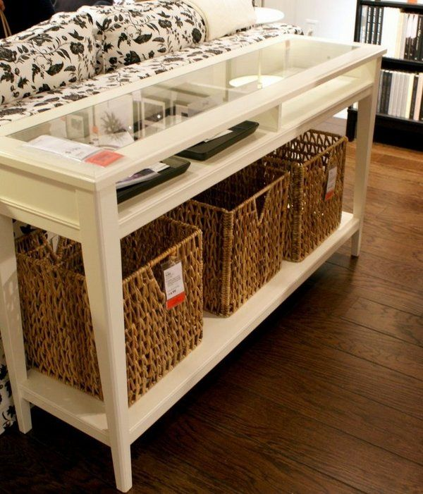 25+ Best Ideas About Ikea Sofa Table On Pinterest
