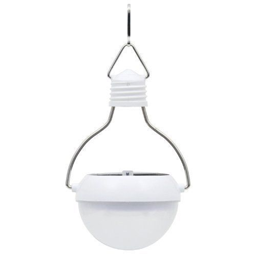 Nokero N220 High Output Solar Powered Hanging LED Light - Twice the brightness of Nokero N200 by Nokero N220. $24.95. The Nokero N220 is a very bright, all-in-one solar LED light that fits in the palm of your hand. Its lead-free rechargeable, recyclable batteries are powered by the world's most efficient commercially-available solar panel.  The Nokero N220 is bright enough to replace most traditional electric lights, and is a useful light in the home or workplace. Use it to ...