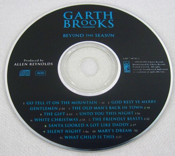 Best 25+ Garth brooks christmas album ideas only on Pinterest