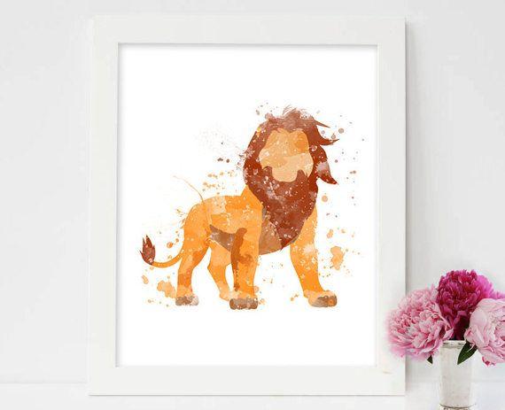 The Lion King, lion king, scar lion king, lion king poster,lion king print,lion king baby shower decoration,lion king nursery,lion king scar  #Lionkingscar #Thelionking #disney #disneyart