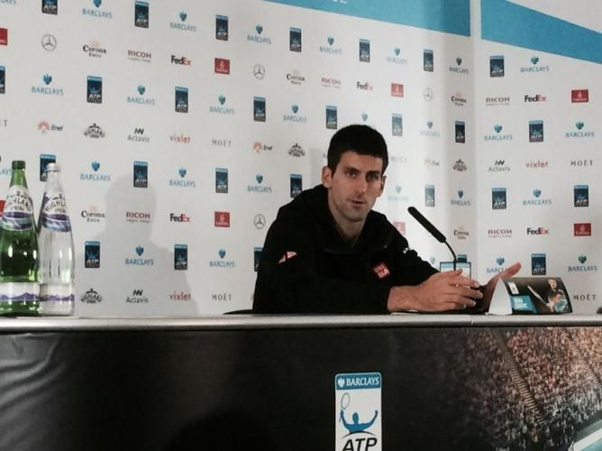 Novak Djokovic on ATP Finals Schedule: ´I think they should decrease the gap´