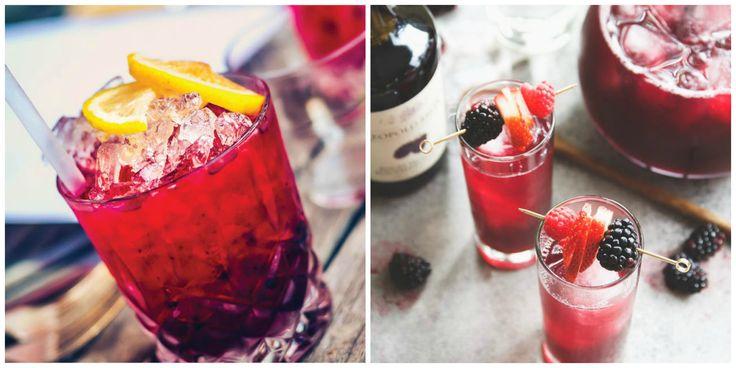 bebidas que puedes preparar con vino tinto obispo