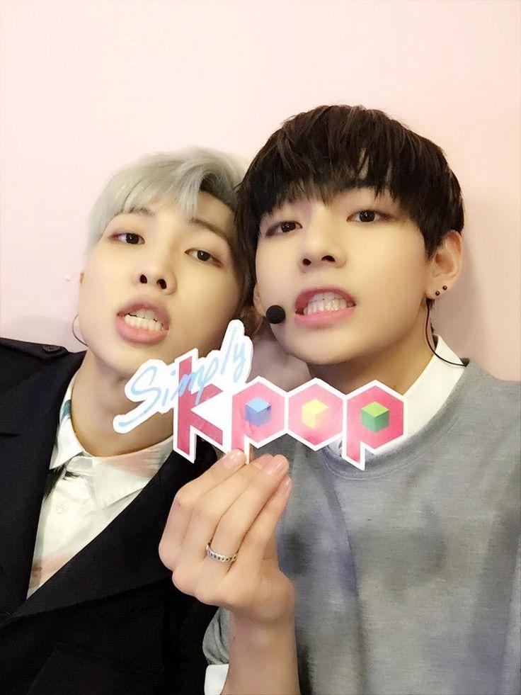 BTS @ 150522 Simply K-pop