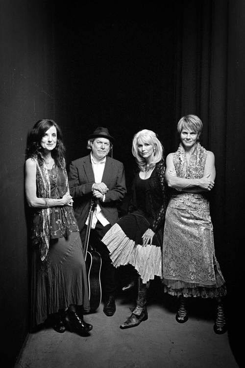 Patty Griffin, Buddy Miller, Emmylou Harris & Shawn Colvin