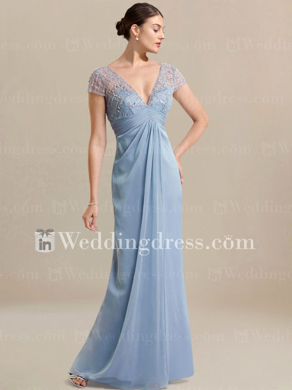 Elegant Beach Mother of the Bride Dresses