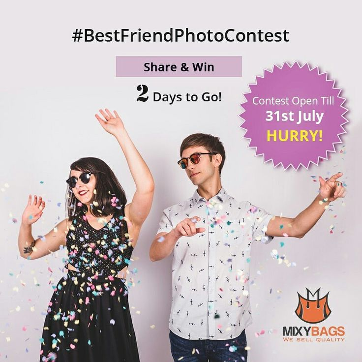 15 best special events images on pinterest special events 2 days to go contest open 31 st july pm only share photo with your friend and win attractive discount coupons fandeluxe Images