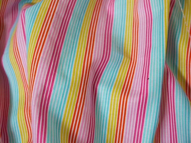 No. 91:Bright Candy Stripes