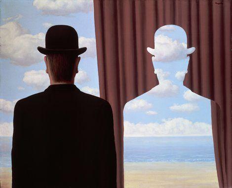 René Magritte, La Décalcomanie on ArtStack #rene-magritte #art
