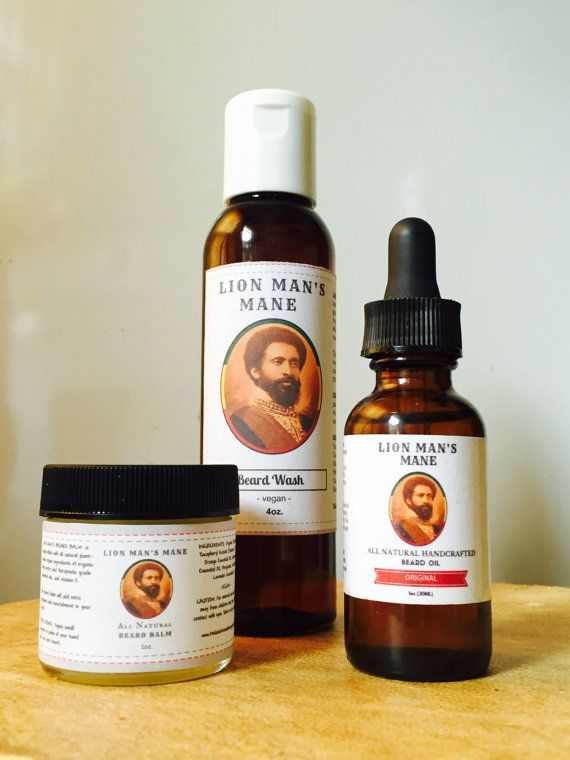 Beard Care Kit, Beard Grooming Kit, Gift Set, Spa Box, Gifts for Him, 100% Vegan