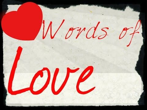 Words Of Love: A Compilation of Love Poems and Quotes