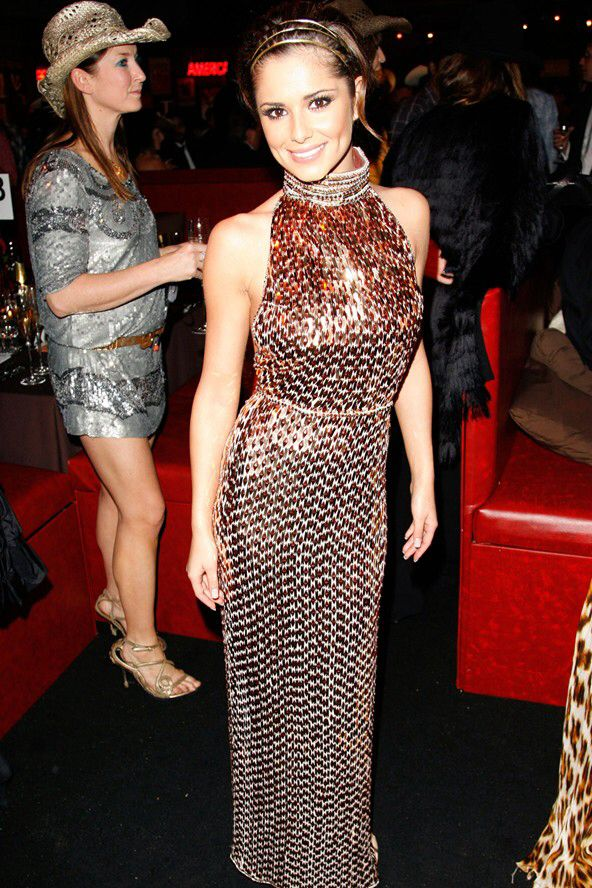 Grecian Goddess! Cheryl Cole