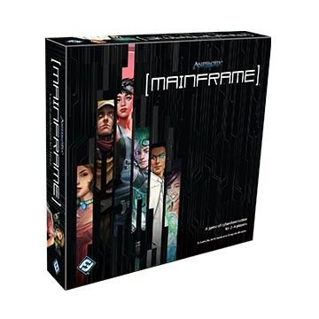 Android Mainframe is the new abstract strategy game set in the world of Android / Netrunner. Are you ready to hack your way around other runners?