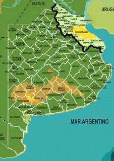 Hugo Antonio Borelli: La creación de una provincia nueva