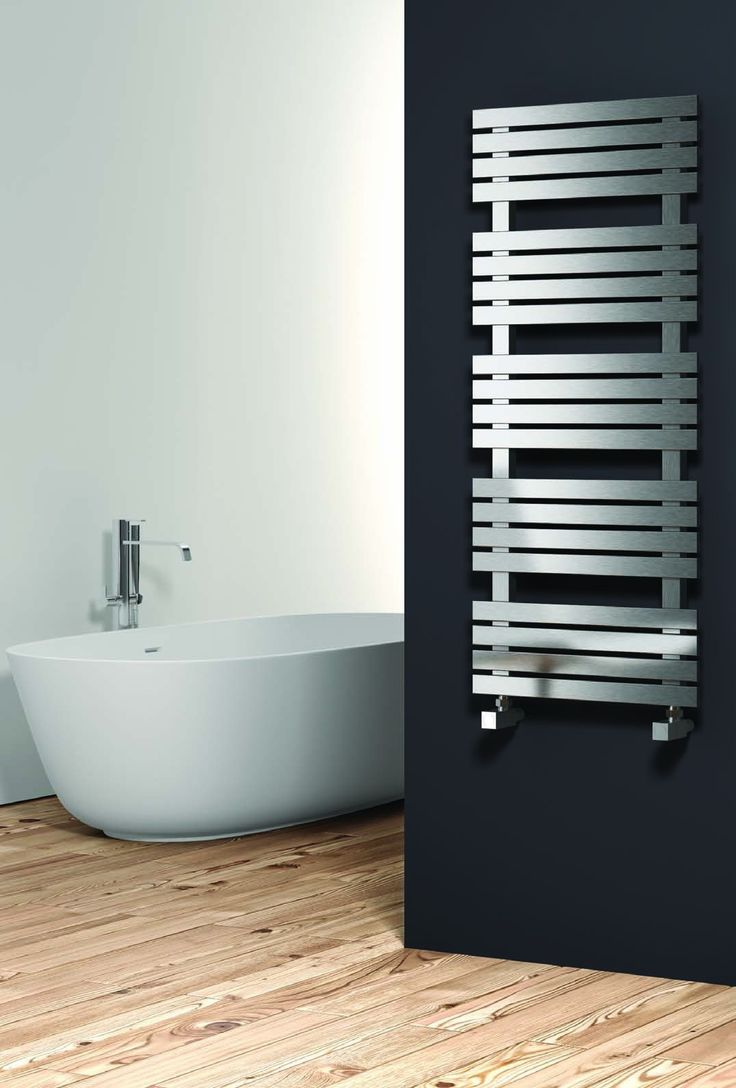 Bathroom radiators towel rails it is represent classic rectangular - Add Some Elegance To Your Bathroom Today With The Stunning Reina Sienna Stainless Steel Heated Towel Rail
