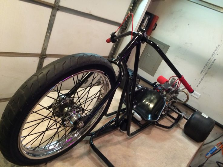 how to build your own drift trike