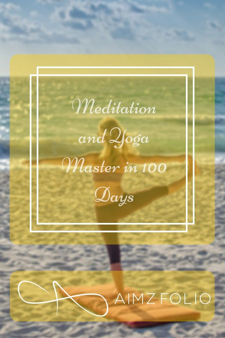 By trying to master meditation and yoga through hundreds of ways, I finally figured out how to do it the easy way at home in just 100 days.Click to read Meditation and Yoga Master in 100 Days