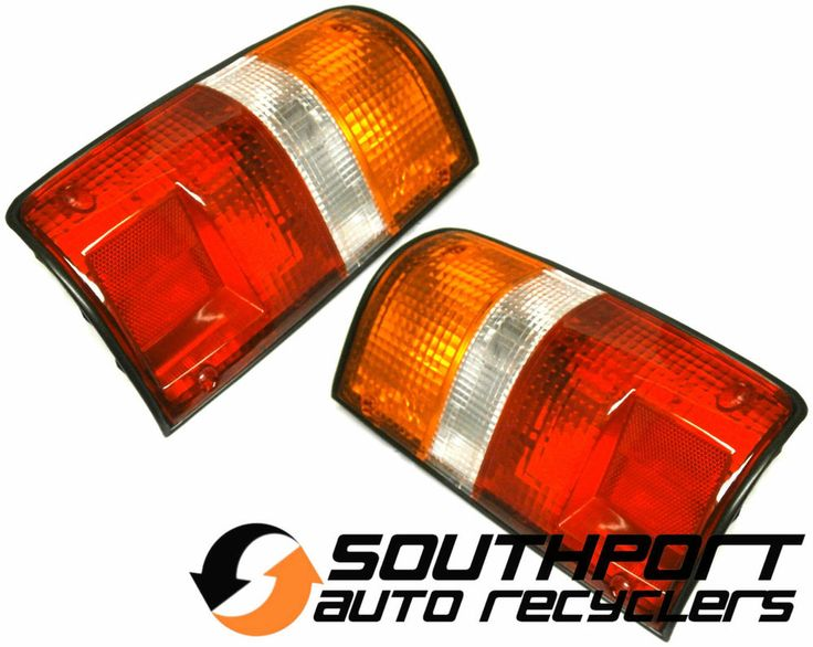 TOYOTA HILUX LH + RH TAIL LIGHTS LAMPS SUIT 1988-1997 MODELS *NEW PAIR* in Vehicle Parts & Accessories, Car, Truck Parts, Lights, Indicators | eBay