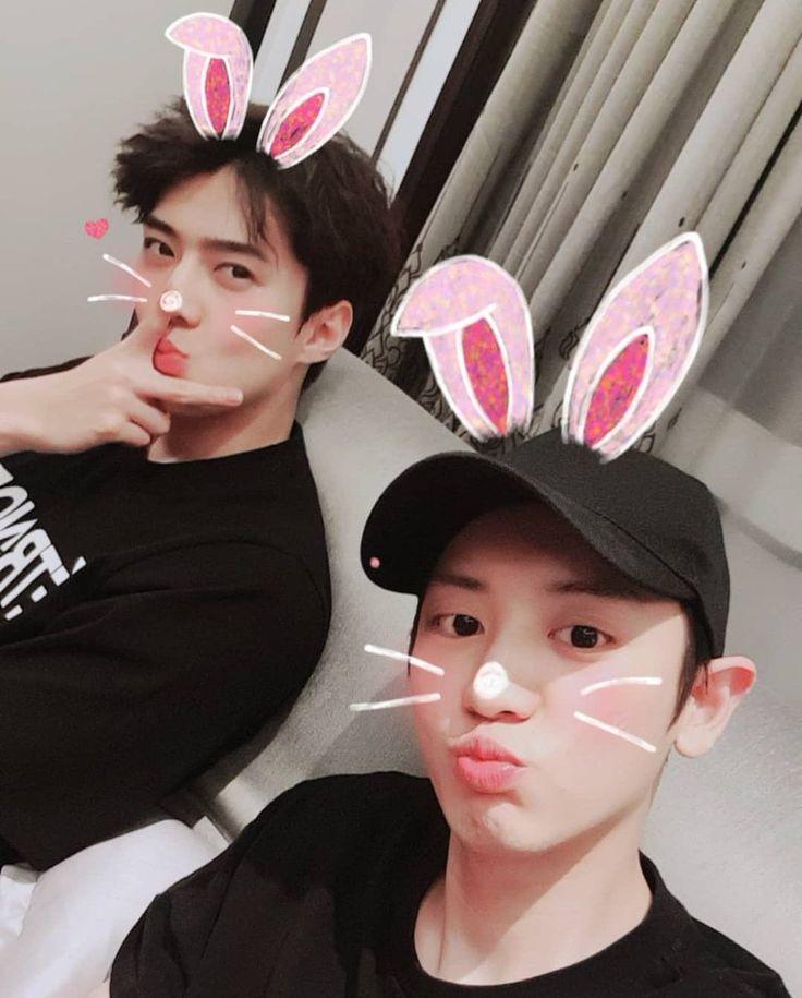 EXO | Sehun | Chanyeol