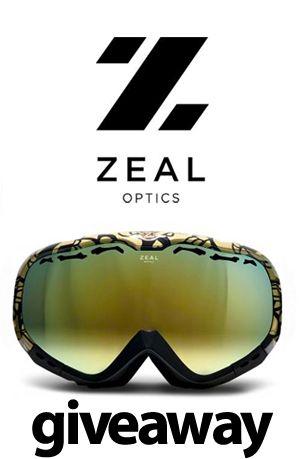 Παίξε και κερδισε την δική σου μάσκα Zeal Optics Sigma. Οι μάσκες της Zeal ενσαρκώνουν ότι καλύτερο στο στυλ και τις επιδόσεις, χρησιμοποιώντας τεχνόλογιας αιχμής  και υπόσχονται να απογειώσουν στα ύψη την εμπειρία των σκι Και snowboard.