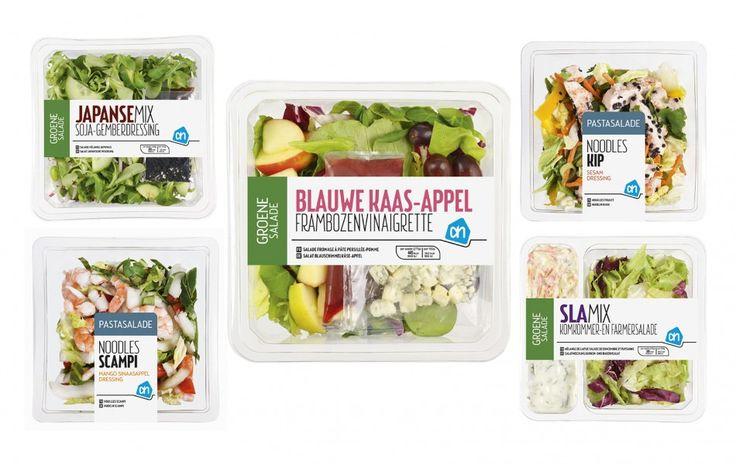 Albert Heijn >> the King of Salad | dBOD