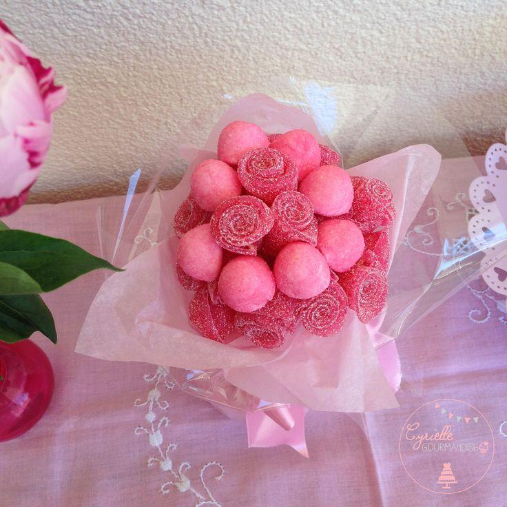 Un bouquet de bonbons – Sakarton