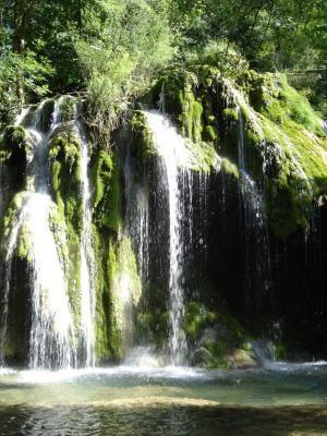 Cascade des Planches - Jura