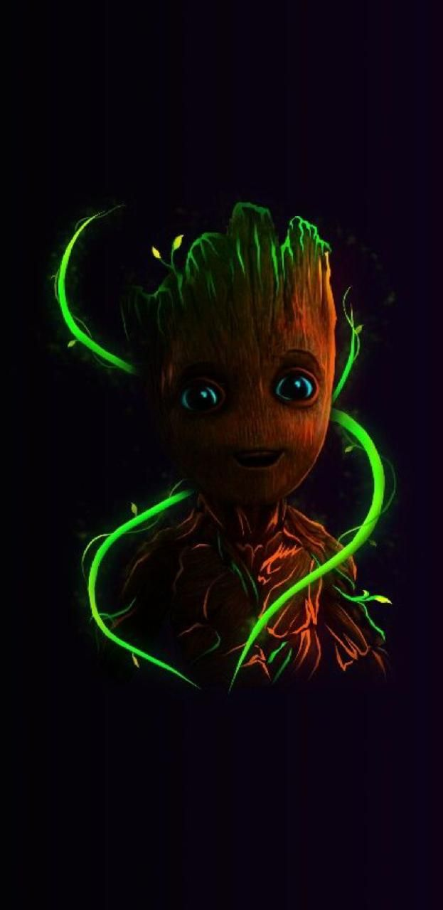 Download Groot Wallpaper By Illigal2alien 68 Free On Zedge Now Browse Millions Of Popular Color Wallpape Groot Marvel Avengers Wallpaper Marvel Wallpaper