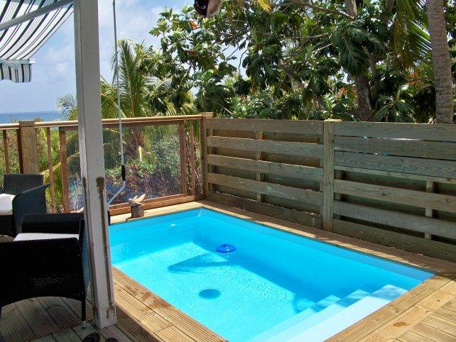 Les 25 meilleures id es concernant construire une piscine - Mini piscine naturelle ...