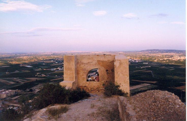 Castillo árabe de Callosa -