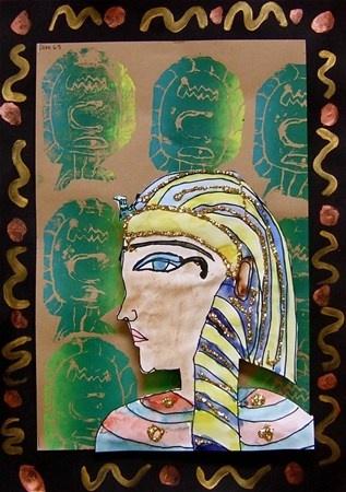 Artsonia Art Museum :: Artwork by evan678