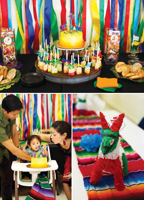 a fabulous fiesta first birthday