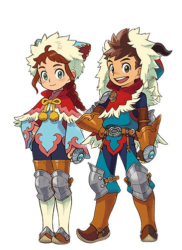 Famitsu: Monster Hunter Stories Is A Turn Based RPG And More Details