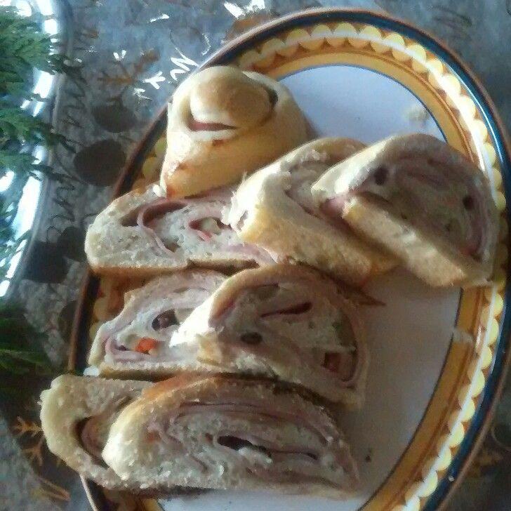 Pan de jamón Venezolano