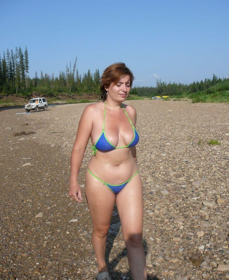 себе партнера зрелые русские женщины частное фото в бикини ходу так помру