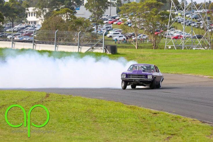 Holden kingswood / premier powerskid drift