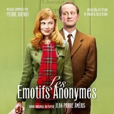 Les Emotifs Anonymes. Funny, cute French film about two super shy people and chocolate making. The lead actress is very cute, the lead actor, is sweet but frustrating.