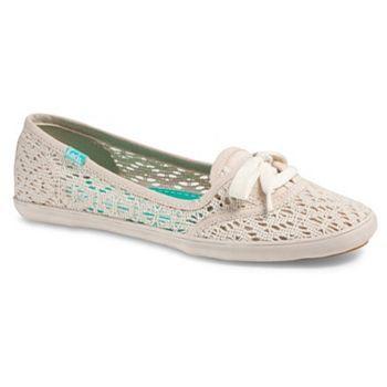 Keds Teacup Crochet Shoes - Women