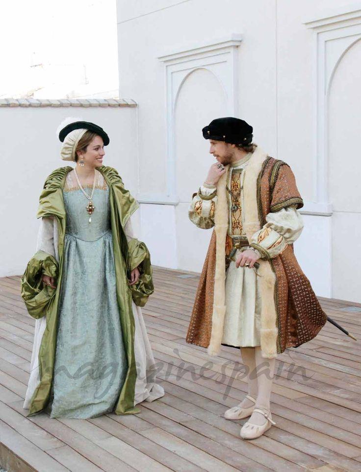"""Blanca Suárez y Álvaro Cervantes """"Carlos, Rey emperador"""""""