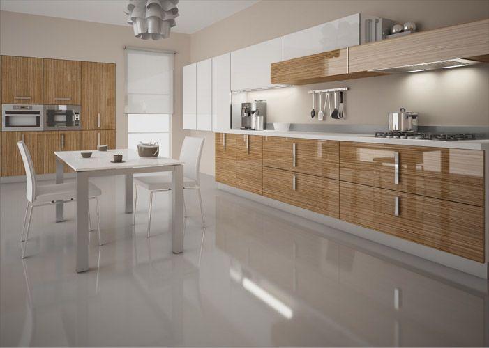En yeni ve modern mutfak tasarımları 12